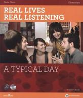 A Typical Day - Elementary, Student's Book w. Audio-CD