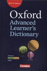Oxford Advanced Learner's Dictionary (9th Edition) mit Online-Zugangscode