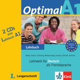 2 Audio-CDs zum Lehrbuch