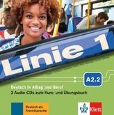 2 Audio-CDs zum Kurs- und Übungsbuch A2.2