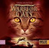 Warrior Cats, Die neue Prophezeiung, Sonnenuntergang, 5 Audio-CDs