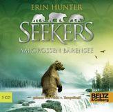 Seekers - Am Großen Bärensee, 5 Audio-CDs