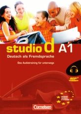Einheit 1-12, Audiotrainer, MP3-Audio-CD