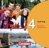 2 Audio-CD (cycle long)