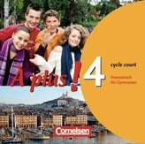 2 Audio-CDs (cycle court)