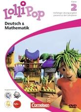 2. Klasse, 1 DVD-ROM