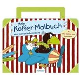 Mein Koffer-Malbuch vom kleinen Raben Socke