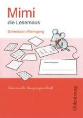 Schreibschriftlehrgang, Lateinische Ausgangsschrift