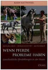 Wenn Pferde Probleme haben