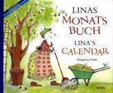 Linas Monatsbuch, Deutsch-Englisch. Lina's Calendar