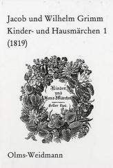 Kinder- und Haus-Märchen, 3 Bde.