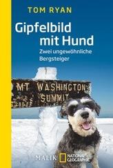 Gipfelbild mit Hund