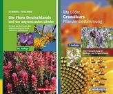 Schmeil-Fitschen - Die Flora Deutschlands und der angrenzenden Länder / Grundkurs Pflanzenbestimmung, 2 Bde.