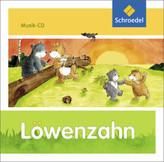 Löwenzahn, Musik-CD