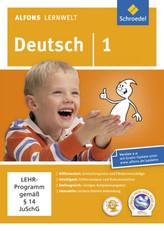 1. Schuljahr, 1 CD-ROM