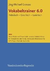 Vokabeltrainer 6.0 Hebräisch-Griechisch-Lateinisch, 1 CD-ROM