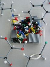 ORBIT Molekülbaukasten Chemie, Basis-Set