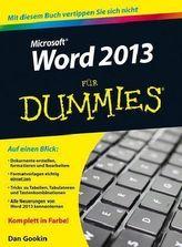 Microsoft Word 2013 für Dummies