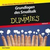 Grundlagen des Smalltalk für Dummies, Audio-CD