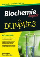 Biochemie kompakt für Dummies