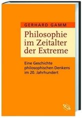 Philosophie im Zeitalter der Extreme