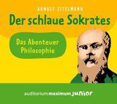 Der schlaue Sokrates, 1 Audio-CD