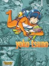 Yoko Tsuno, Maschinenwesen