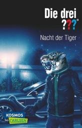 Die drei Fragezeichen - Nacht der Tiger