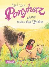 Ponyherz - Anni rettet das Fohlen