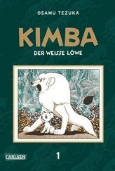 Kimba, der weisse Löwe. Bd.1