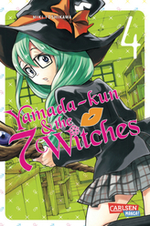 Yamada-kun & the seven Witches. Bd.4