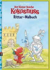 Der kleine Drache Kokosnuss, Ritter-Malbuch