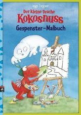 Der kleine Drache Kokosnuss, Gespenster-Malbuch