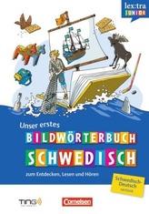 Unser erstes Bildwörterbuch Schwedisch zum Entdecken, Lesen und Hören