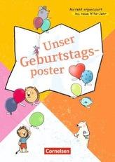 Unser Geburtstagsposter (Poster)