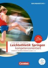 Leichtathletik: Springen kompetenzorientiert