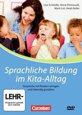 Sprachliche Bildung im Kita-Alltag, DVD