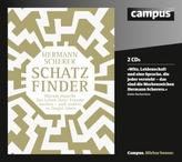 Schatzfinder, 2 Audio-CDs