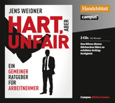 Hart, aber unfair, 2 Audio-CDs