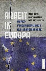 Arbeit in Europa