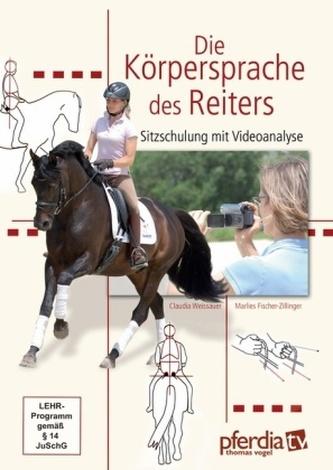Die Körpersprache des Reiters, 1 DVD