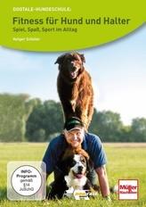 Fitness für Hund und Halter, 1 DVD