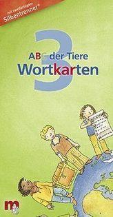 3. Schuljahr, Wortkarten in 5-Fächer-Lernbox