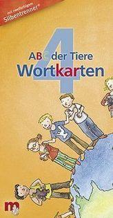 4. Schuljahr, Wortkarten in 5-Fächer-Lernbox