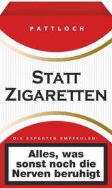 Statt Zigaretten, Alles, was sonst noch die Nerven beruhigt, 40 Karten m. Tipps