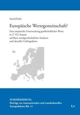 Europäische Wertegemeinschaft?