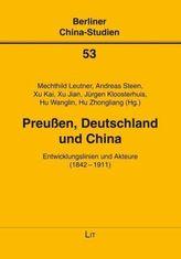 Preußen, Deutschland und China