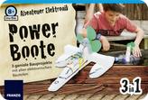 Abenteuer Elektronik Powerboote (Experimentierkasten)