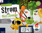 Strom aus Obst und Gemüse (Experimentierkasten)