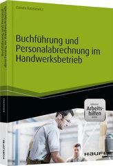 Buchführung und Personalabrechnung im Handwerksbetrieb - inkl. Arbeitshilfen online